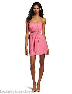 Twelfth St. by Cynthia Vincent short dress Pink Party Tube In on Tradesy