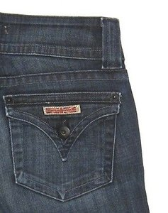 Hudson Jeans Hudson Signature Crops Capri Flap Pockets In Zodiac Capri/Cropped Denim