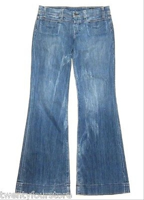 Citizens of Humanity Ashbury Wide Woodstock Flare Leg Jeans
