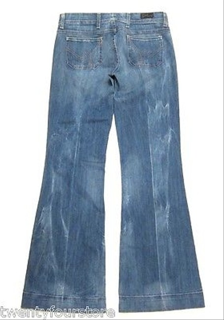 Citizens of Humanity Ashbury Wide In Woodstock Flare Leg Jeans