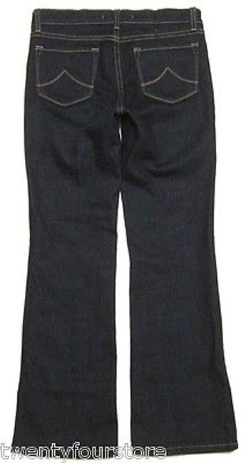 J Brand 118 In Ink W Embroidery Pockets 27 Boot Cut Jeans