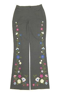 Moschino Bootcut Trouser Pants