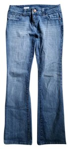 American Rag Straight Leg Jeans-Medium Wash
