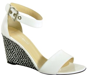 Aquatalia by Marvin K. Patent White Wedges