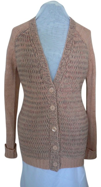Self Esteem Women's Sweater Two-tone Button Down Soft/Warm Cardigan