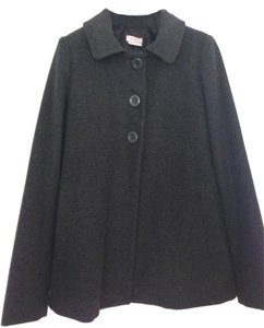 Max and Cleo Wool Pea Coat