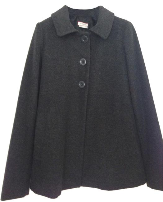 Preload https://item2.tradesy.com/images/max-and-co-wool-peacoat-gray-6041686-0-0.jpg?width=400&height=650
