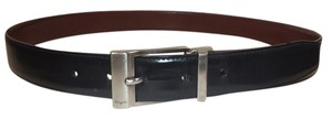 Salvatore Ferragamo Black and brown reversible Salvatore Ferragamo belt