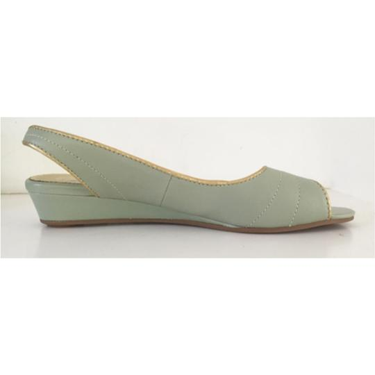 Farylrobin Green Wedges