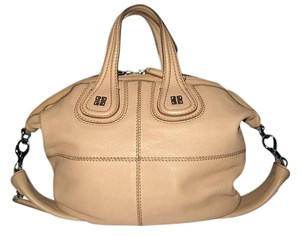 Givenchy Goat Small Nightingale Tote in Beige