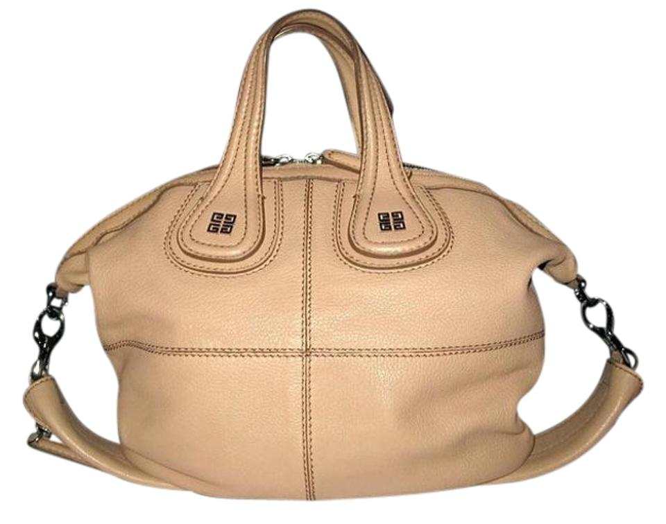 Givenchy Nightingale Small Beige Goat Leather Tote - Tradesy ba421efd34d50