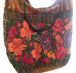 Handmade Guatemala Cross Body Bag