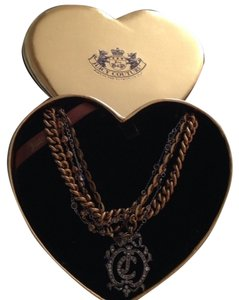 Juicy Couture Multistrain Necklace
