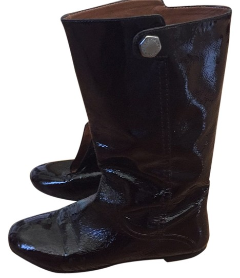 Marc by Marc Jacobs Burgandy Boots