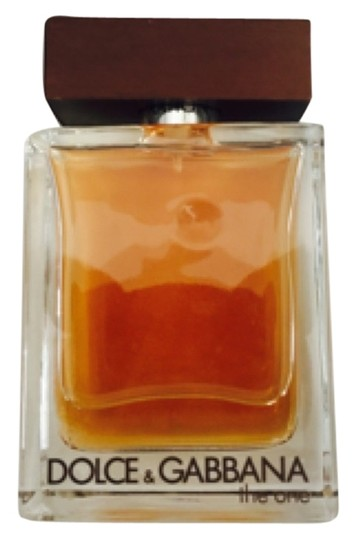 Dolce&Gabbana D&G The One For Men EDT 3.3OZ/100ML Authentic Tester