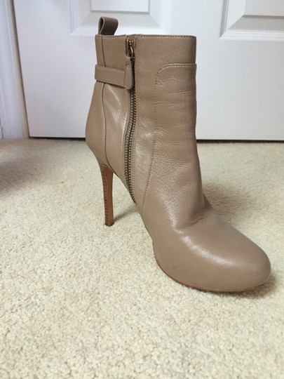 Ann Taylor Taupe Boots