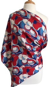 Coccinelle Flawless Italian Floral Scarf