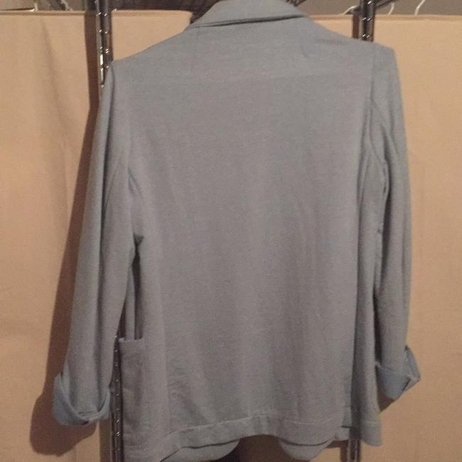 Topshop Light blue Blazer