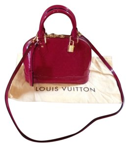 Louis Vuitton Alma Cross Body Bag
