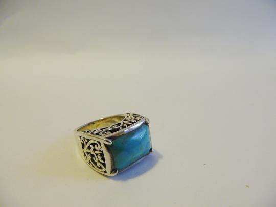 Studio Barse Studio Barse .925 Sterling Silver and Turquoise Ring size 9