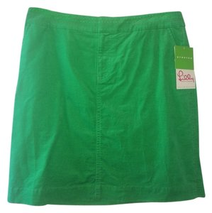 Lilly Pulitzer Skirt PB Green