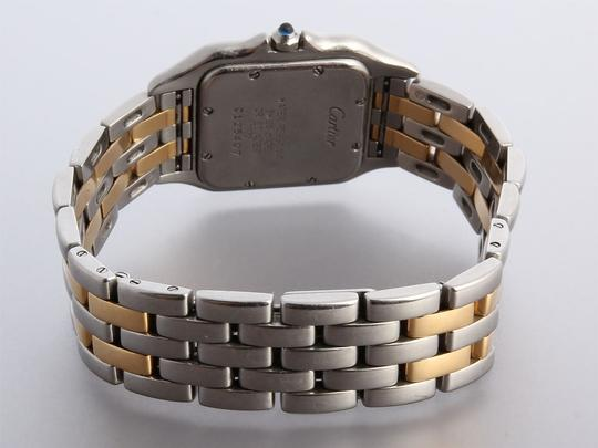 Cartier CARTIER MID-SIZE TWO TONE PANTHER WATCH