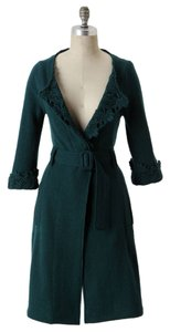 Anthropologie Sleeping On Snow Intelligencer Wool Style 18903096 Trench Coat