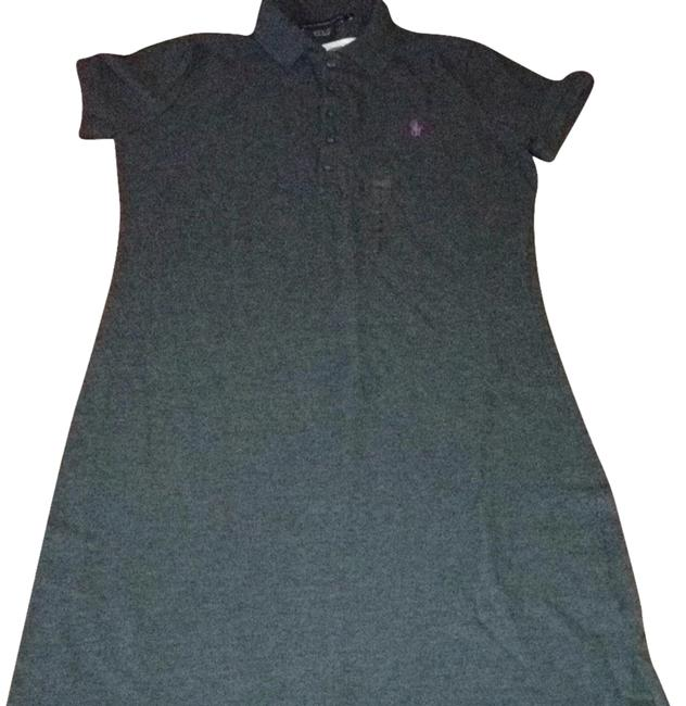 Preload https://item3.tradesy.com/images/ralph-lauren-blue-label-barclay-gray-short-casual-dress-size-12-l-6048607-0-0.jpg?width=400&height=650