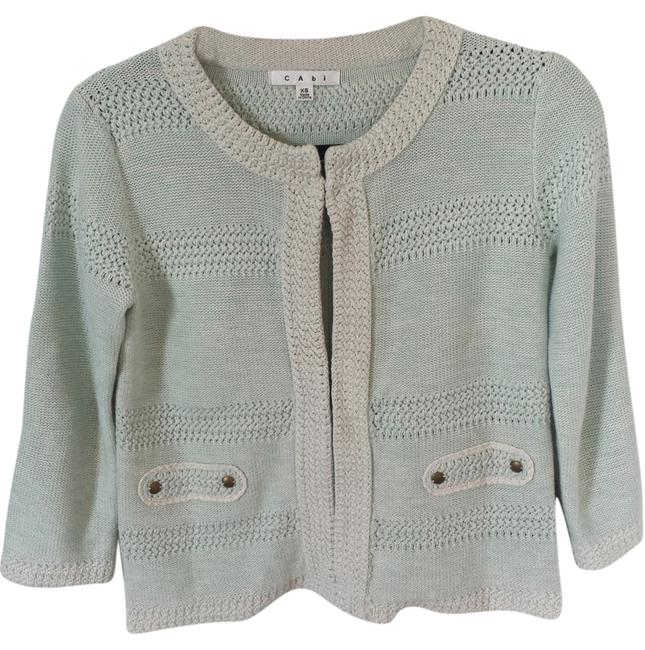 CAbi Chanel-esque Sweater Cardigan