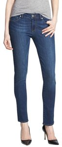 Paige Denim Ankle Stretch Skinny Jeans-Medium Wash