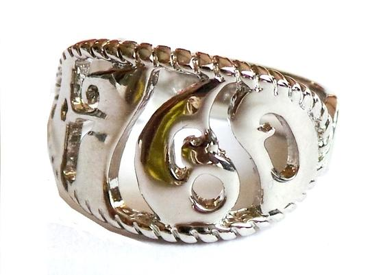 Miss Sixty Miss Sixty Silver / Stainless Ring Made in Italy