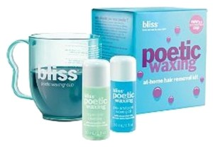 Bliss Bliss Poetic Waxing Microwaveable Waxing Kit