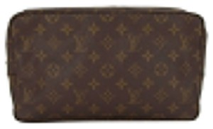 Louis Vuitton Louis Vuitton Monogram Pouch Case Unisex Toiletries LVAV105 168967
