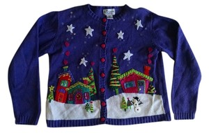 Heirloom Collectibles Tacky Tacky Holiday Snowflake Sweater