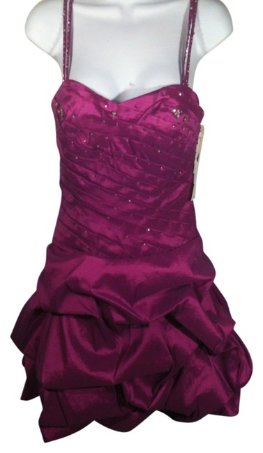 Preload https://item3.tradesy.com/images/night-scene-prom-homecoming-dress-raspberry-6052987-0-0.jpg?width=400&height=650