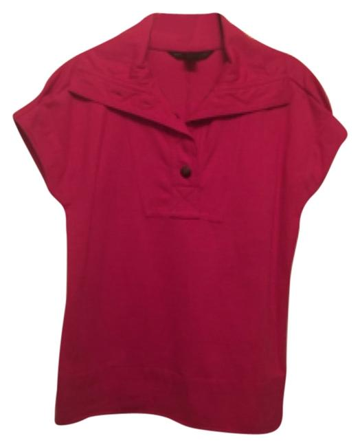 Preload https://item4.tradesy.com/images/marc-by-marc-jacobs-fuchsia-tunic-size-10-m-6054223-0-0.jpg?width=400&height=650