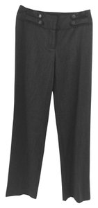 Badgley Mischka Trouser Pants Wool Trouser/Wide Leg Jeans-Medium Wash