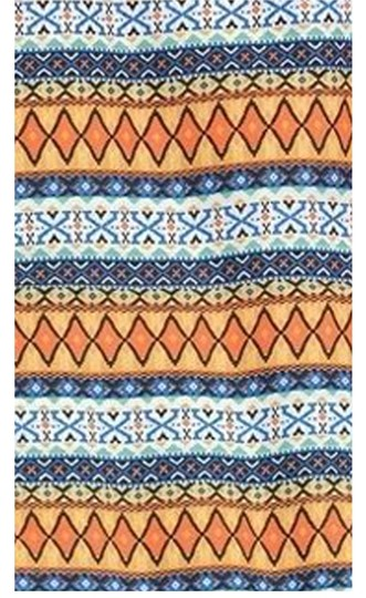 Preload https://item1.tradesy.com/images/belle-by-sigerson-morrison-blue-private-boutique-women-s-silky-fashion-multi-colored-tribal-print-in-6056410-0-0.jpg?width=440&height=440