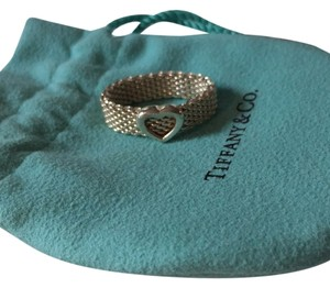Tiffany & Co. Tiffany Heart Mesh