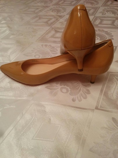 Vince Camuto Tawny Patent Pumps