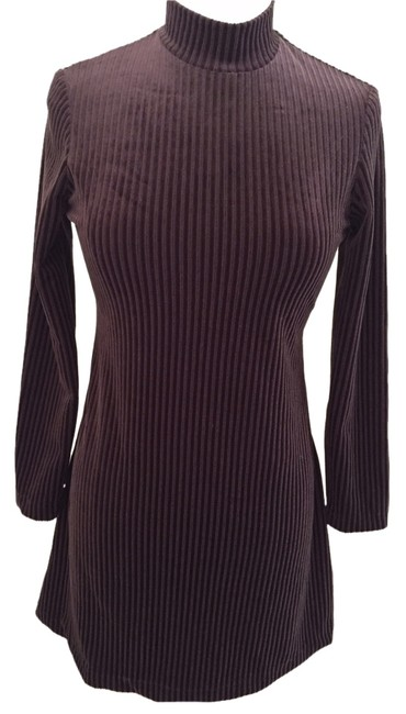 Preload https://item1.tradesy.com/images/all-that-jazz-dark-brown-j600721-mid-length-workoffice-dress-size-6-s-6058090-0-0.jpg?width=400&height=650