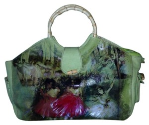 Violet Luck Beach Bag
