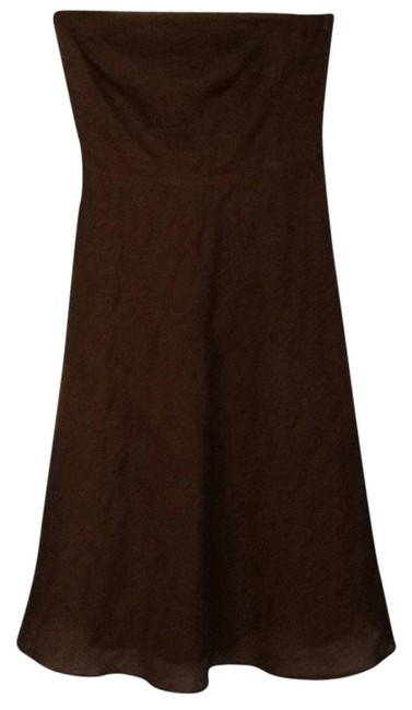 Brown Maxi Dress by J.Crew