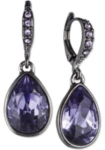 Givenchy Givenchy Purple Earrings