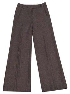 Ann Taylor LOFT Wide Leg Pants Grey