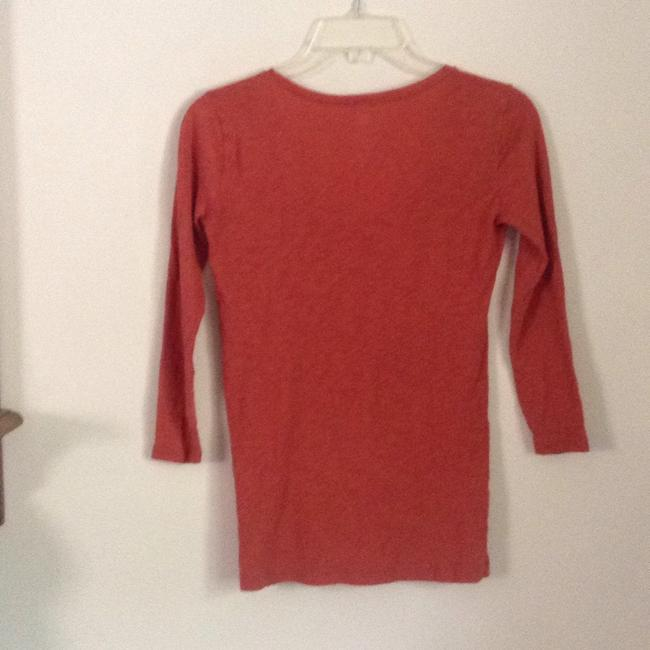 J.Crew T Shirt Light rust