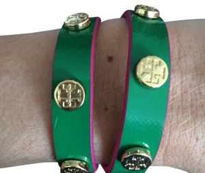 Tory Burch leather wrap