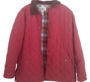 L.L.Bean Inslated Quilted Coat