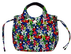 Kate Spade New York Multi Floral Treesh Shoulder Bag