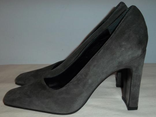 Via Spiga Gray Pumps